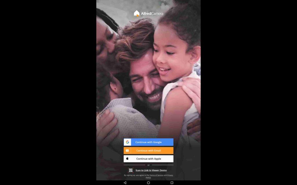 Alfred Security Windows App