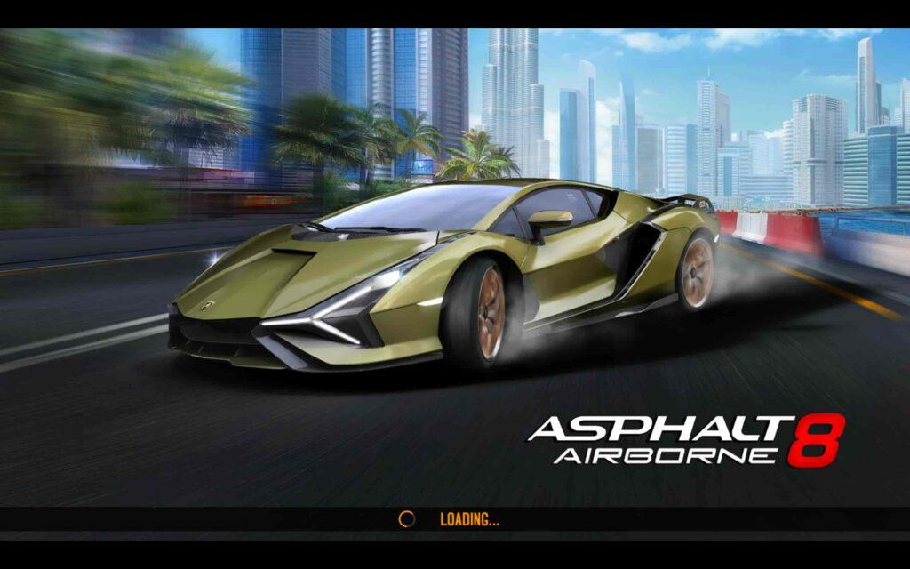 Asphalt 8 Download For PC Windows 7