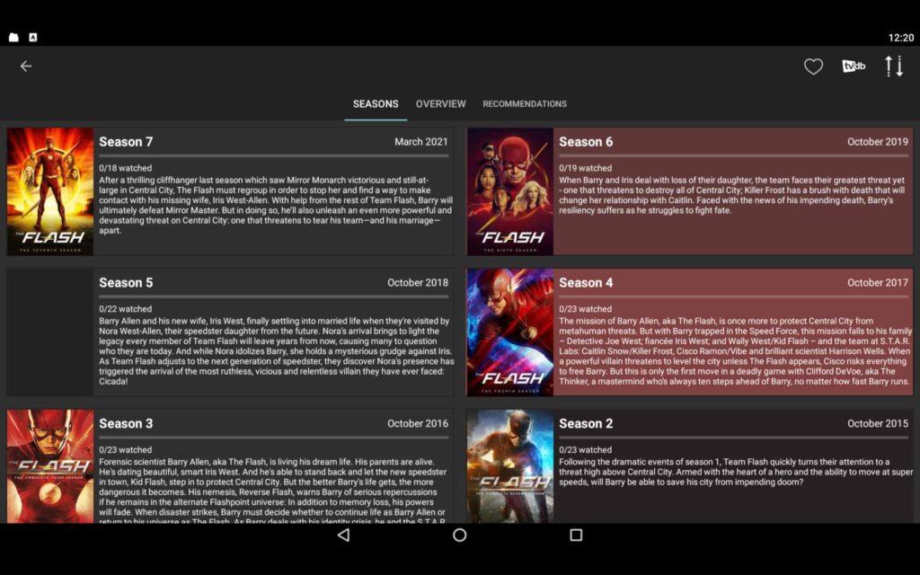 Cinema HD Windows App