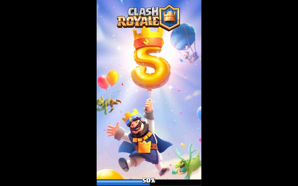 Clash Royale Windows Game