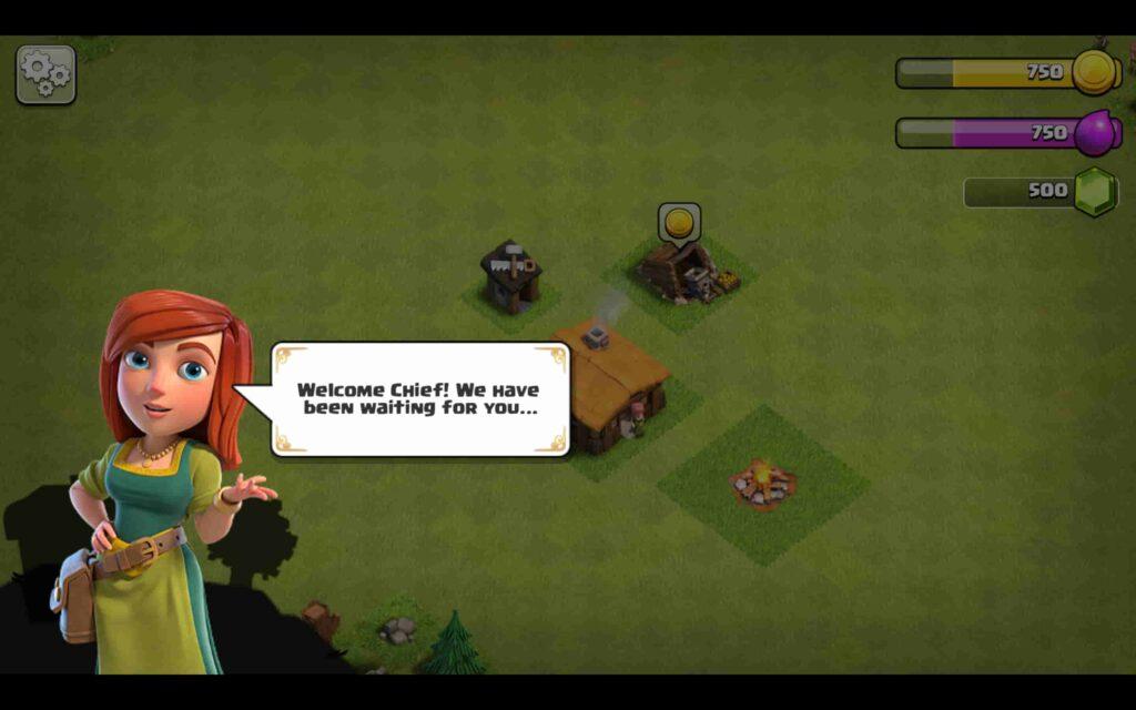 Clash of Clans Windows Game