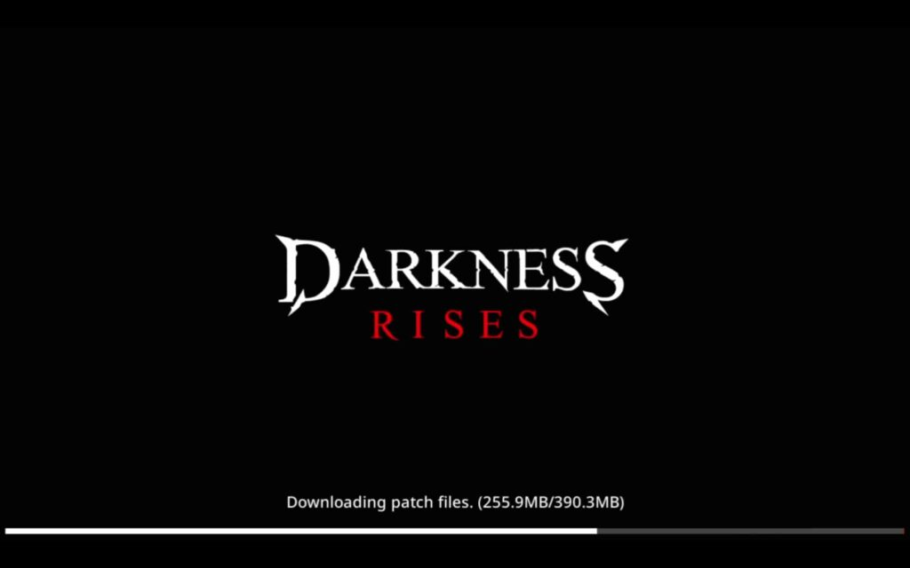 Darkness Rises Windows Game