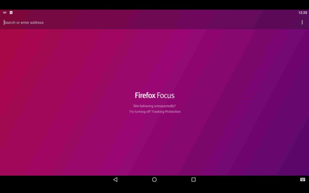 Firefox Focus For PC Download