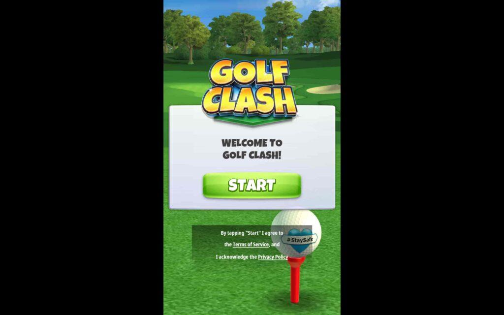 Golf Clash Windows Game
