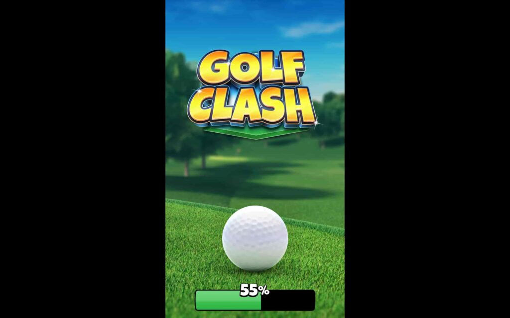Open Golf Clash on PC