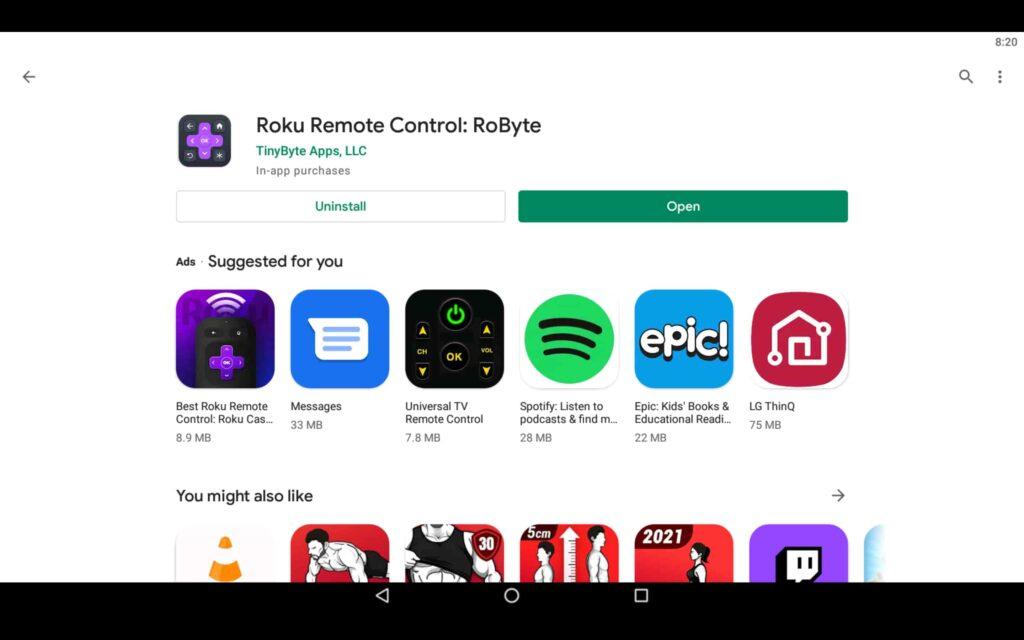 Open Remote Controller