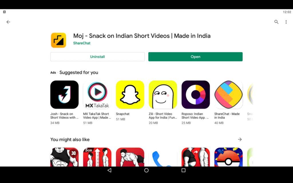 Open Short Video App