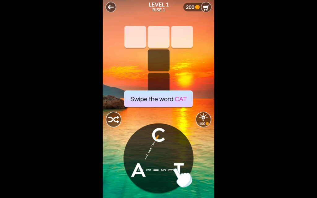 Open Wordscapes PC Game