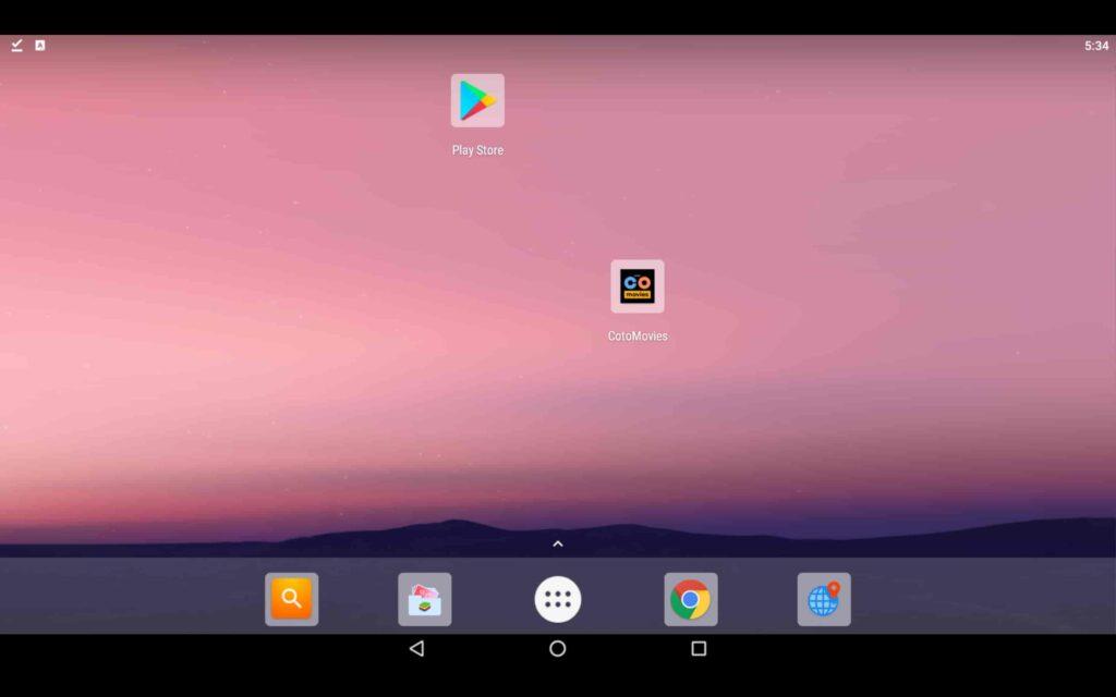 CotoMovies Windows App