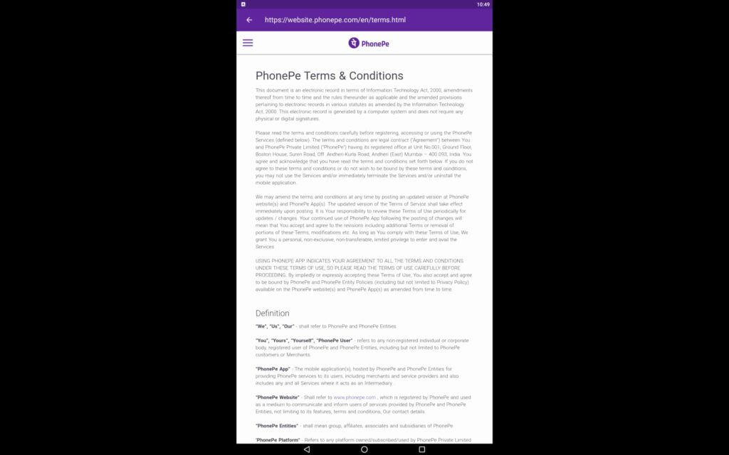 Download PhonePe For PC