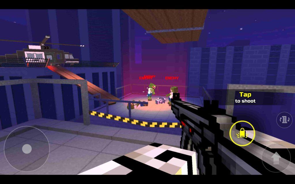 Download Pixel Gun 3D For PC