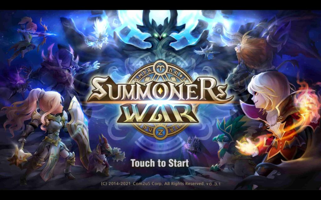 Download Summoners War For PC