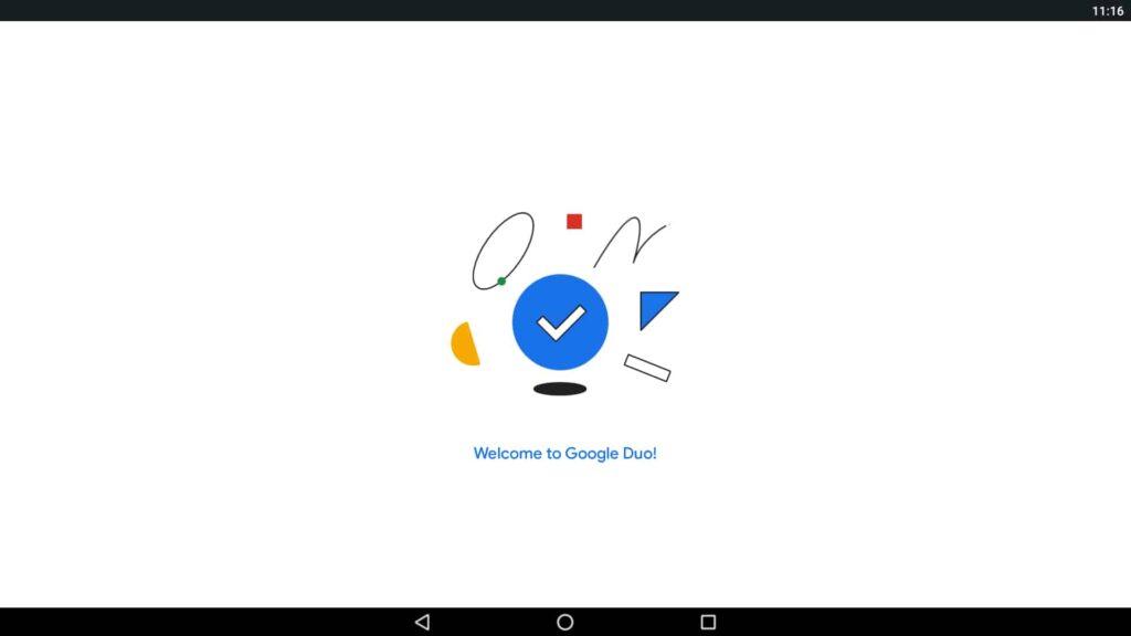 Google Duo Windows App