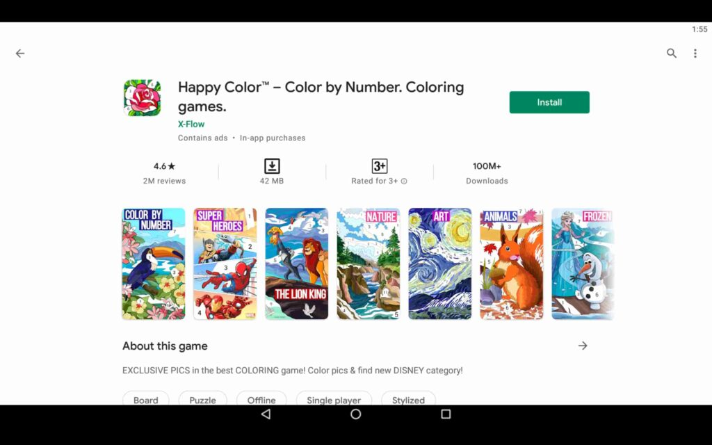 Install Happy Colour on PC