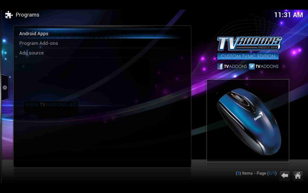 Install TVMC on PC