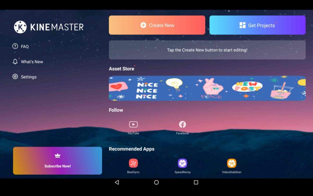 KineMaster Windows App