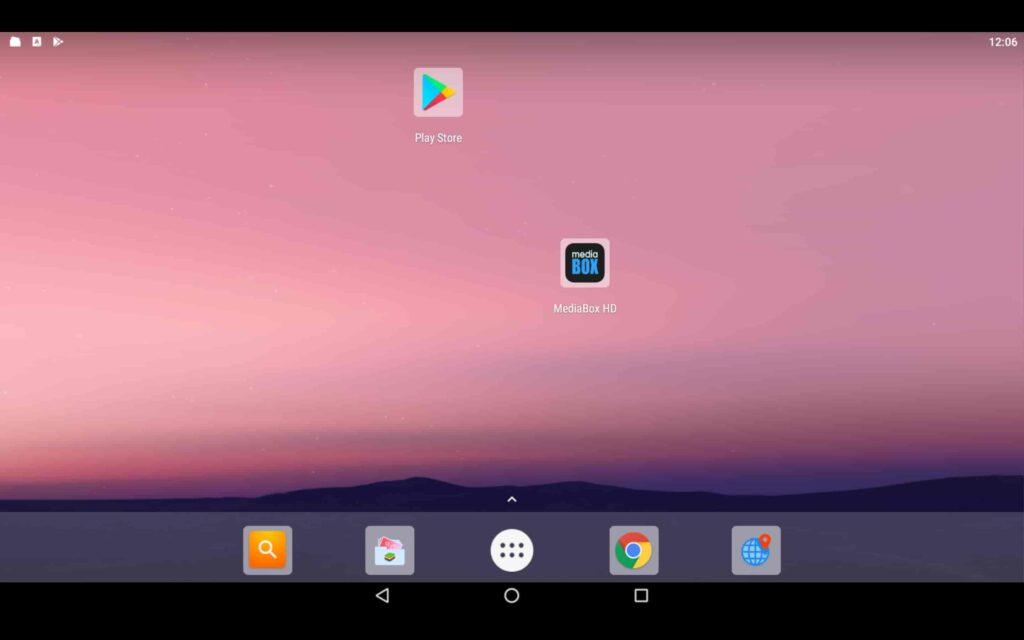 MediaBox HD Windows App