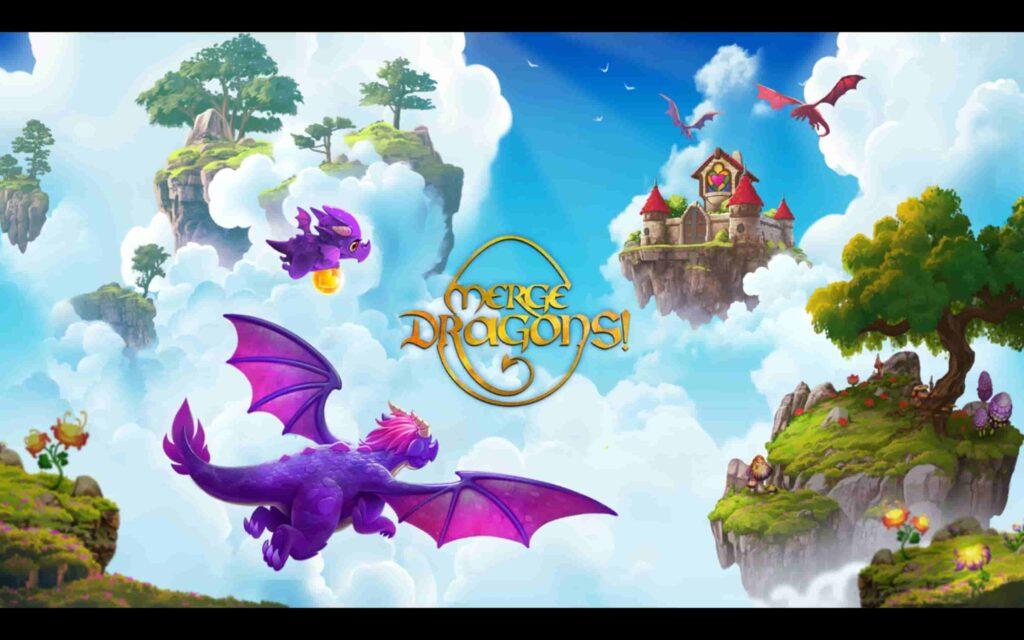 Merge Dragons Windows Game