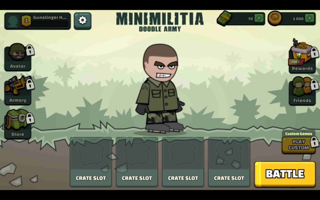 Mini Militia Windows Game