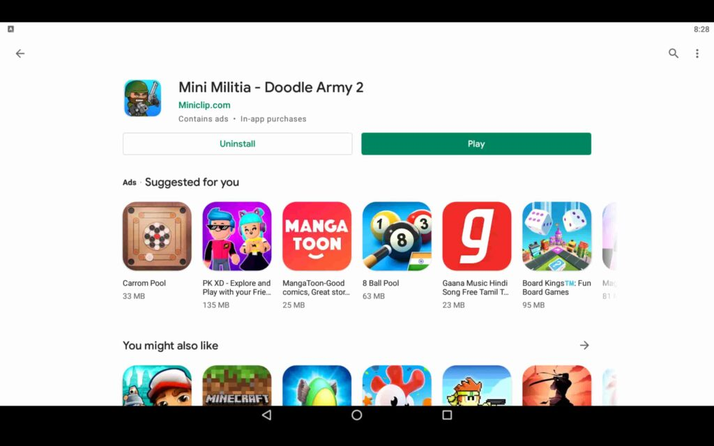 Open Doodle Army 2 Game