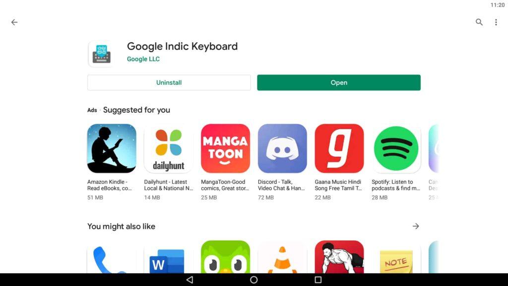 Open Free App