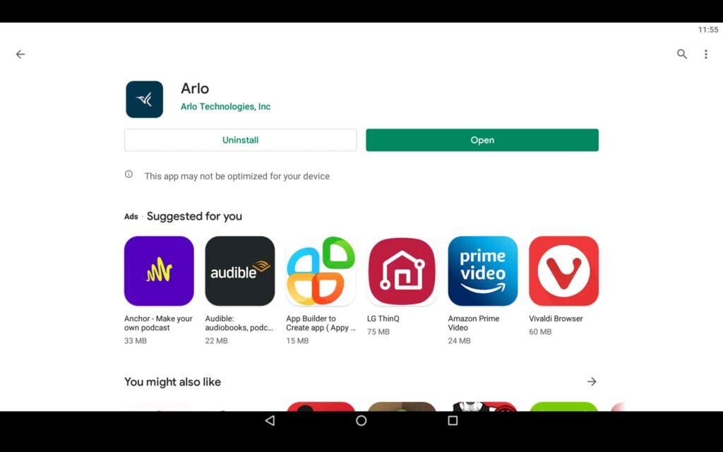 Open Smart Home App
