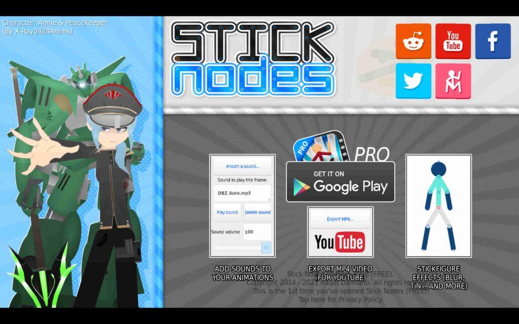 Stick Nodes Windows Game
