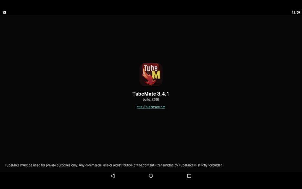 TubeMate Windows App